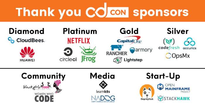 cdcon 2021 sponsor thank you